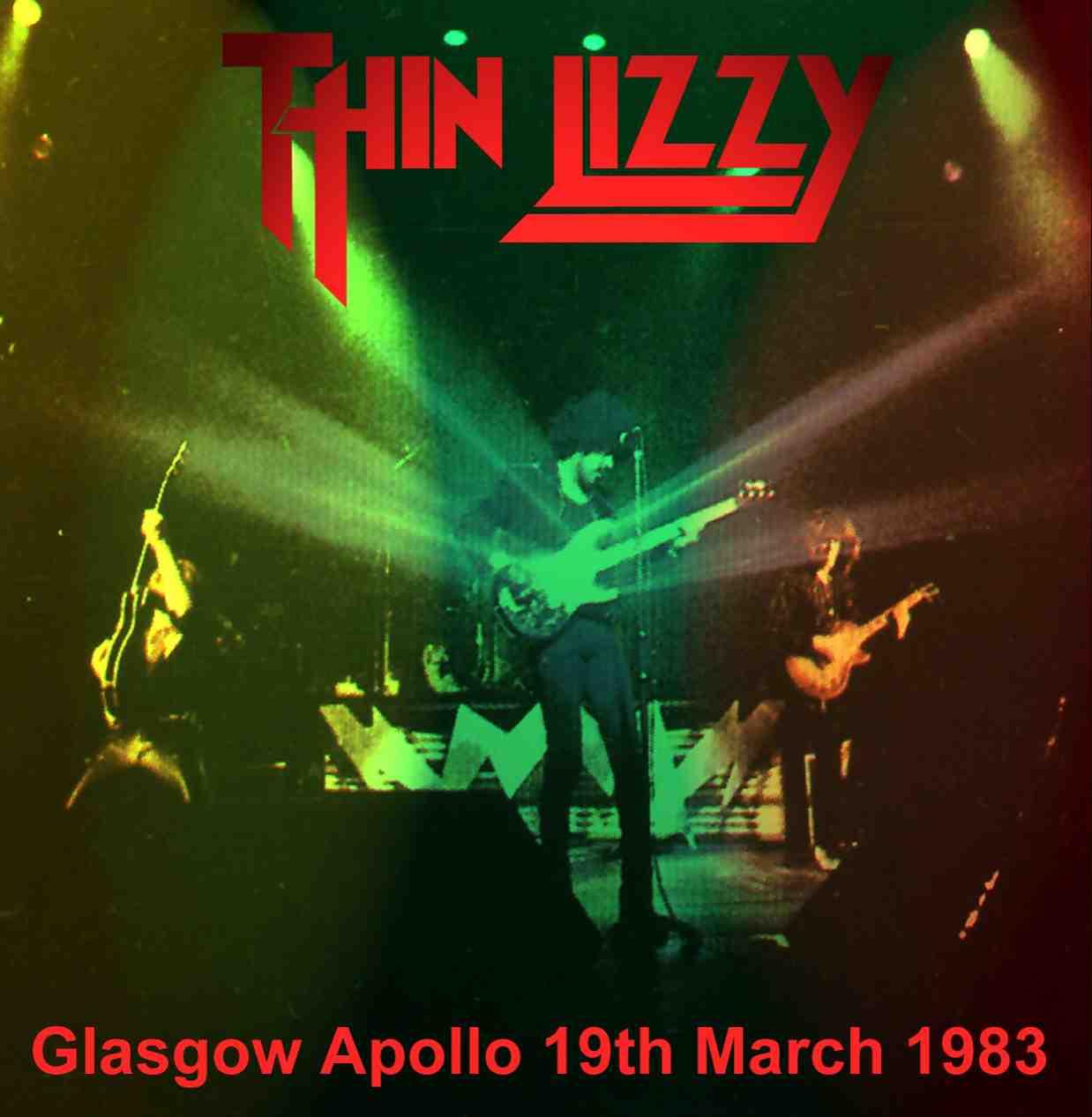 Apollo Glasgow 1983