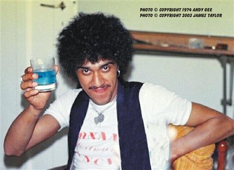 Philip Lynott -- German Tour 1974