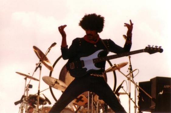 Monsters of Rock September 4th 1983
