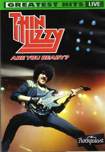 Thin Lizzy DVD Live 1981