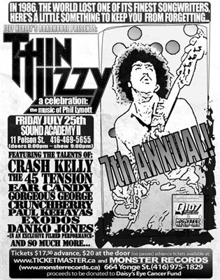 A Celebration of Thin Lizzy