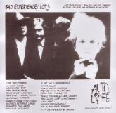 Auto Da Fe -- Bad Experience