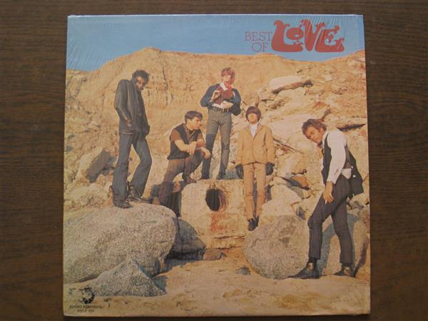 ARTHUR LEE and LOVE